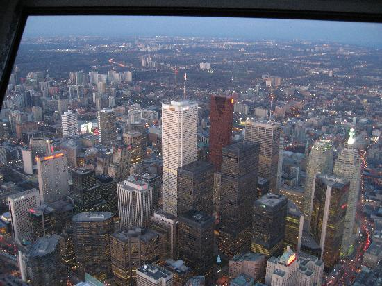 Pictures of CN Tower, Toronto