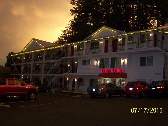 Econo Lodge Downtown: Econo Lodge - Lake George, N.Y.