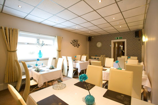 The Kenley: Our lovely modern dining room