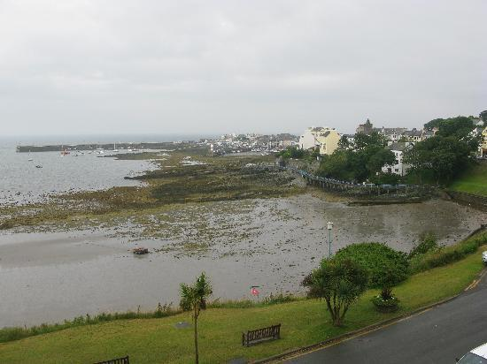 Port St. Mary, UK: Another from the same window looking out across the Bay!