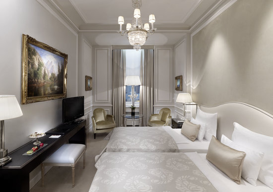 Hotel Sacher Wien: Top Deluxe Room