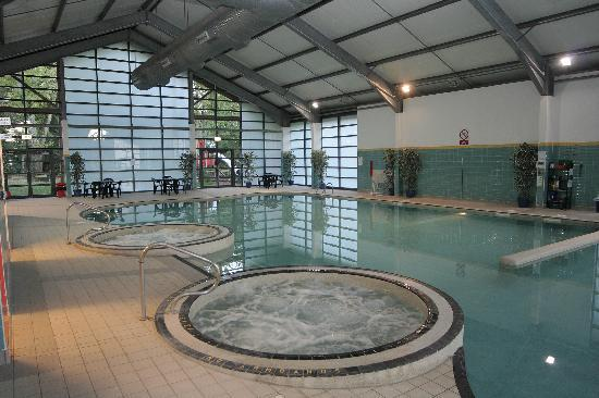 Indoor Swimming Pool Picture Of Whitemead Forest Park