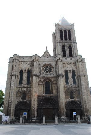 Saint-Denis, France: The Basilique St.Denis
