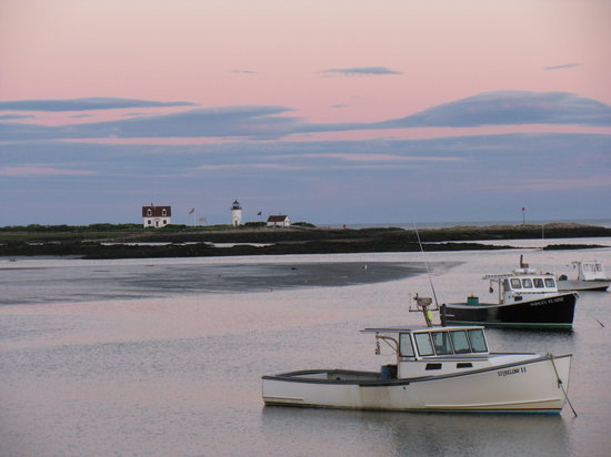 Kennebunkport, Мэн: Our lighthouse tour