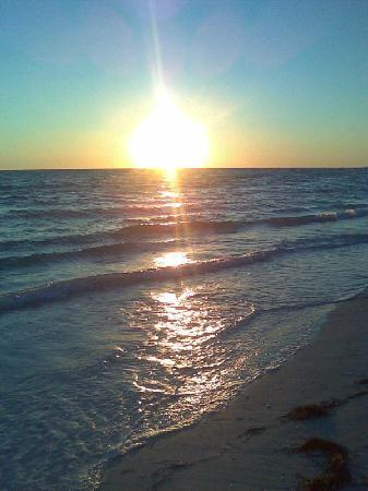 Coquina On The Beach: Sunset on Lido Key-7-8-10