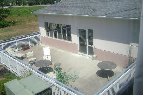 Country Inn & Suites: view from window