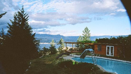 A Grand View Bed and Breakfast: The View (3)