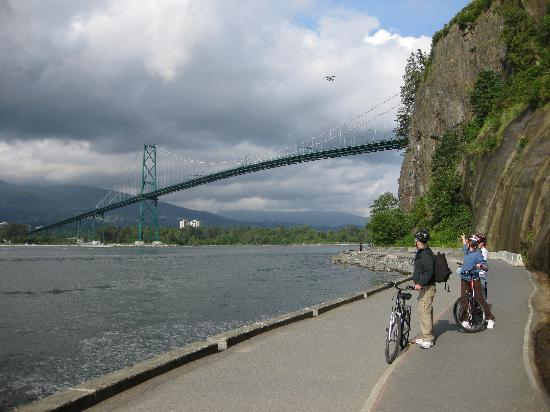 Pictures of Stanley Park, Vancouver