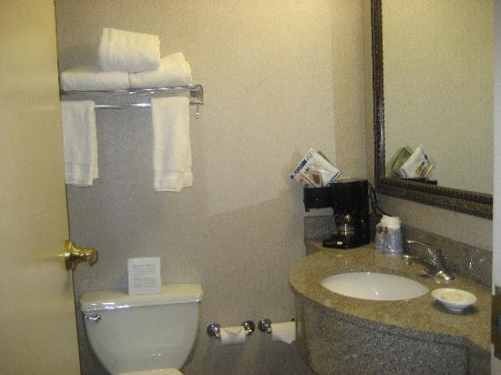 Holiday Inn Express New Orleans East: Our Room