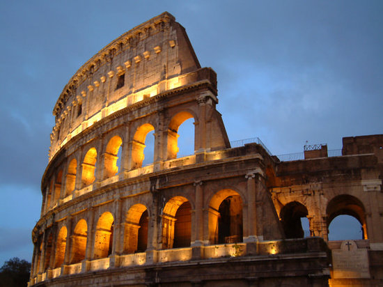 Roma, Italia: Coliseum