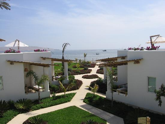 Vista picture of hotel paracas a luxury collection for Hotel paracas a luxury collection resort pagina oficial