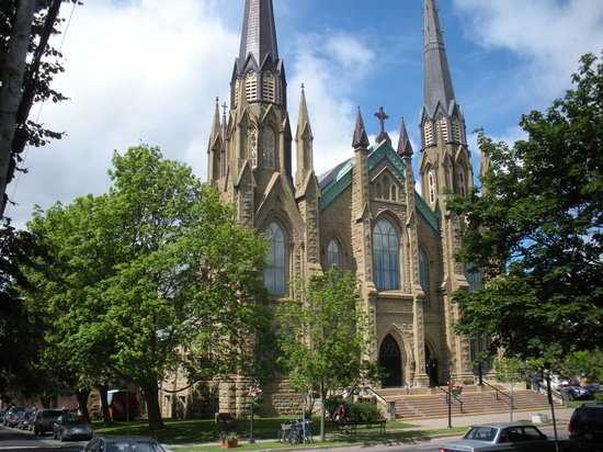 St. Dunstan&#39;s Basilica