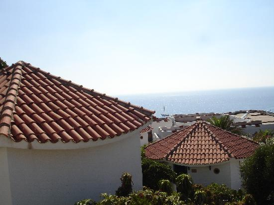 Ustica, Italy: Sea View from Room