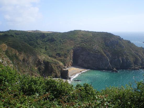 One of sark 39 s lovely beaches picture of sark channel islands tripadvisor