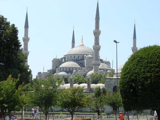 Estambul, Turquía: The incredible Blue Mosque