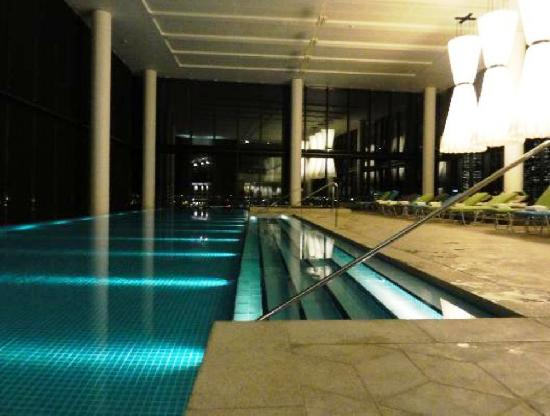 Swimming Pool Picture Of Crown Metropol Melbourne Melbourne Tripadvisor