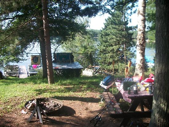 Solon Springs (WI) United States  city photos gallery : Buck N Bass Resort Solon Springs, WI Campground Reviews ...