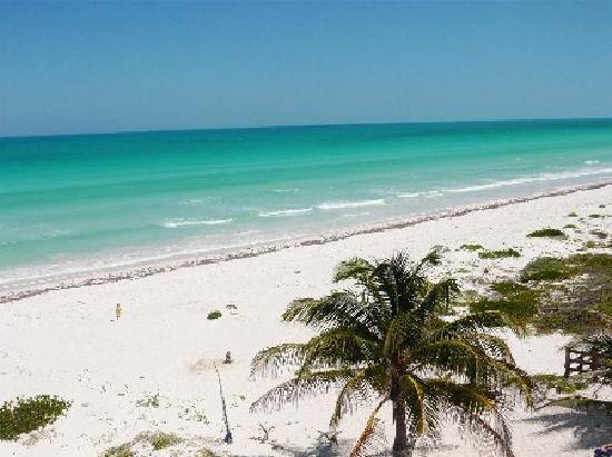 Penisola dello Yucatan, Messico: Unspoilt Beach of El Cuyo