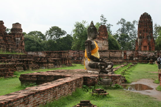 O que fazer em Ayutthaya