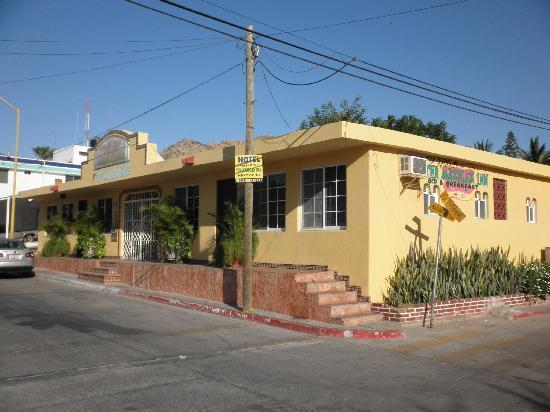 Norman Diego's The Mexican Inn: From the outside