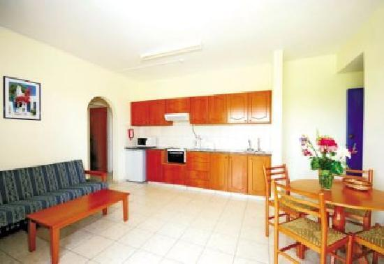 Kefalonitis Hotel Apts.: Studio Apartment