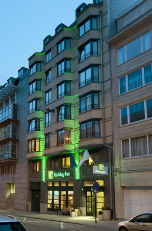 Holiday Inn Brussels Schuman: Welcome in Holiday Inn Brussels-Schuman
