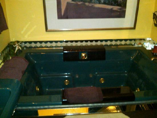 The Mansion on O Street: Emerald Tub