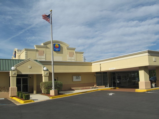 Comfort Inn Millennium: Welcome Home!