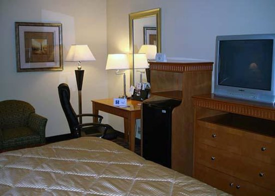 Comfort Inn Millennium: King room
