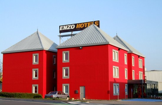 Enzo Hotels Mulhouse