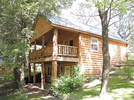 Birchcliff Resort: Private Cabin
