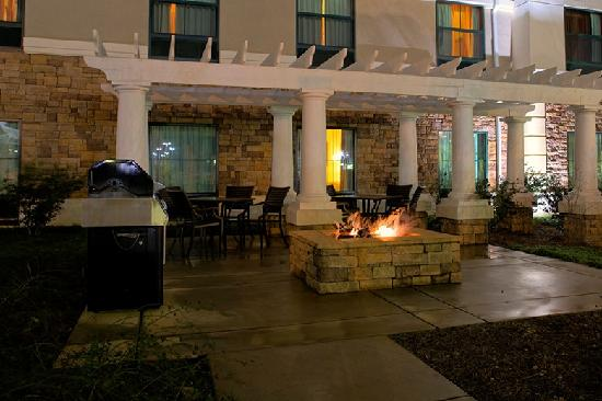 "Homewood Suites by Hilton Columbus: ""Outdoor Fireplace"""