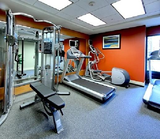 "Homewood Suites by Hilton Columbus: ""State of the Art Workout Facility"""