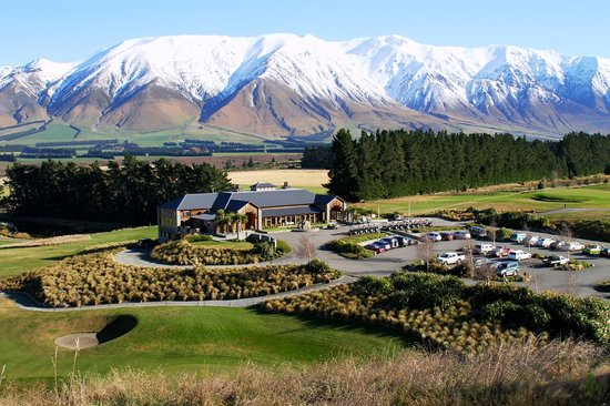 terrace downs resort windwhistle new zealand hotel