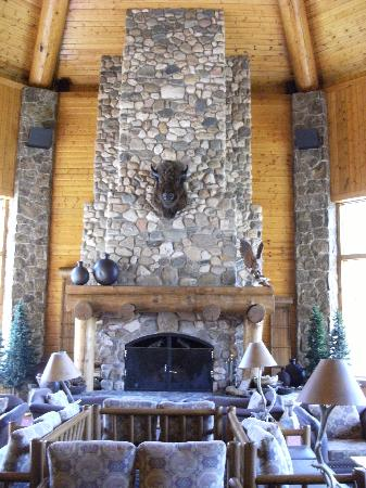 spearfish lodge lobby: From Review: Beautiful Canyon - OK Hotel on Jul 2010,
