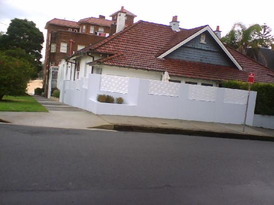 Manly, Australia: the house