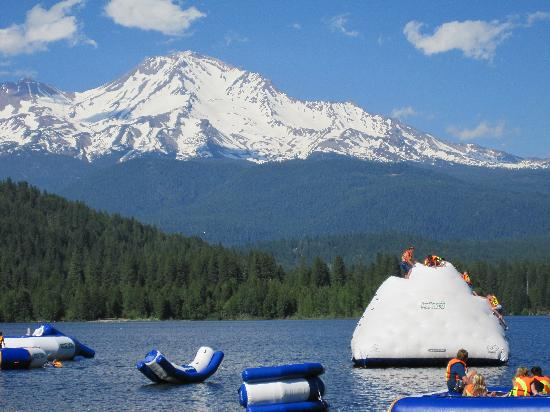 Lake Siskiyou Camp - Resort: Plenty for kids to do