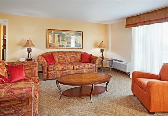 Holiday Inn Nashville-Vanderbilt (Downtown): Suites room