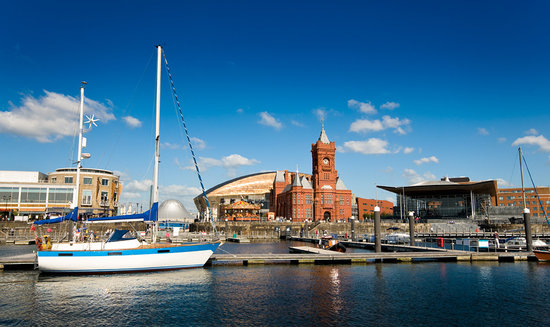 Cardiff Bay (c) Andrew Hazard
