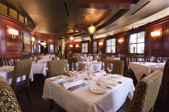 The San Luis Resort: Indulge at the critically acclaimed Steakhouse
