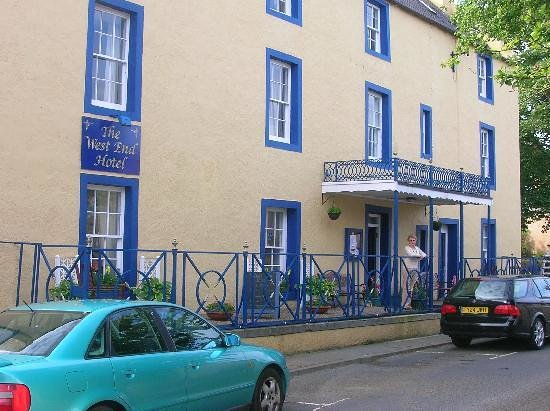 Kirkwall, UK: Hotel Front