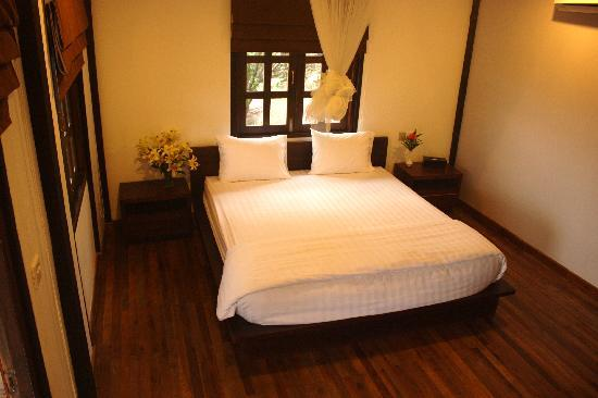 Pagoda Rocks Boutique Guesthouse: our room