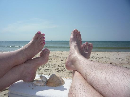 St. George Island, FL: Life is Good ...