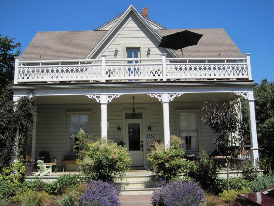 Port Townsend, WA: Thornton House
