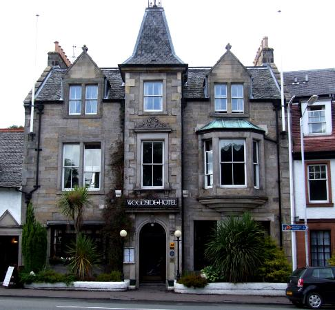 Photo of The Woodside Hotel Aberdour