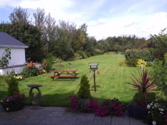 The Birches Bed and Breakfast: Garden