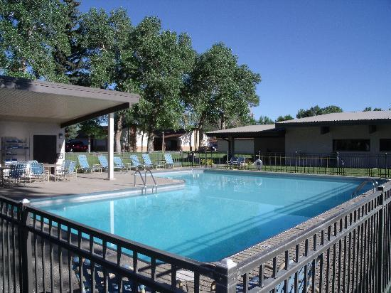 Outdoor Pool Picture Of Best Western Sunset Motor Inn