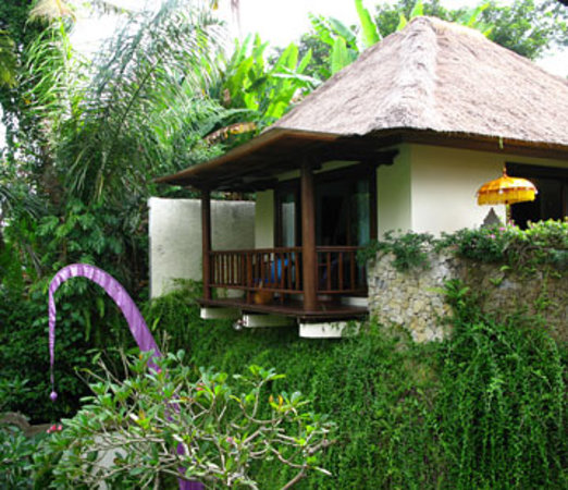 Villa di Abing: Privately nestled with jungle views, this Ubud Bali private villa is within walking distance of 