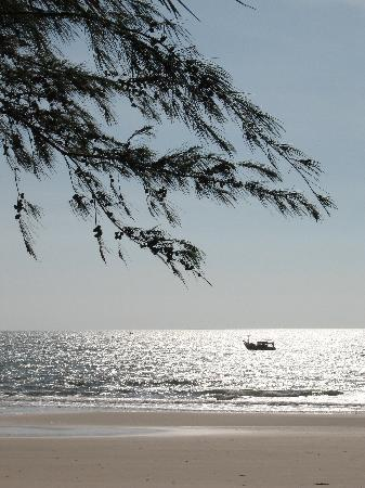 Phu Hai Resort: Beach View