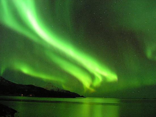 Northern Norway, Norge: Northern Lights, Troms - Arctic Norway